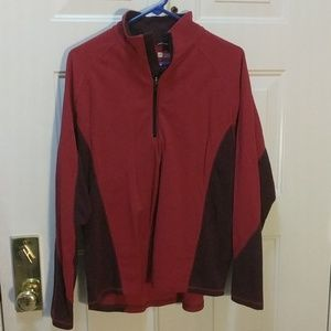 GAP size L men's athletic fit collared sport shirt